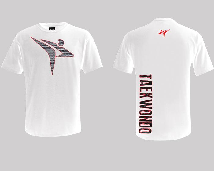 Taekwondo T Shirt Design